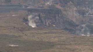 Έπεσε στον κρατήρα ενεργού ηφαιστείου και επέζησε!
