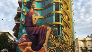 ArtWalk: To 4ο Διεθνές Street Art Festival ετοιμάζεται να μεταμορφώσει την Πάτρα