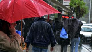 Καιρός: Καταιγίδες, χαλάζι και σκόνη πλήττουν τη χώρα