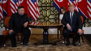 Τραμπ: Ο Κιμ δεν θα σπάσει την υπόσχεσή του - Θα καταλήξουμε σε συμφωνία