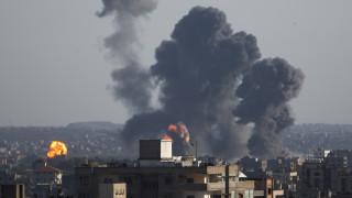 Γάζα: Ισραηλινές επιδρομές ως αντίποινα για εκτοξεύσεις ρουκετών - Νεκροί άμαχοι Παλαιστίνιοι