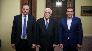 Ορκωμοσία Θεοχαρόπουλου: Γιατί αποδέχτηκα την πρόταση του πρωθυπουργού