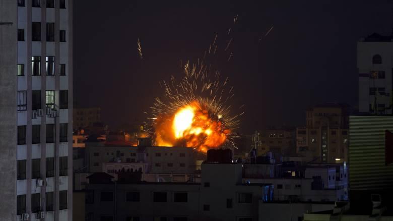 Ρουκέτες του Ισραήλ χτύπησαν τα γραφεία του πρακτορείου Anadolu στη Γάζα