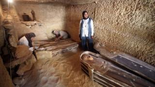 Σπουδαία ανακάλυψη αρχαίας νεκρόπολης στην Αίγυπτο ηλικίας 4.500 ετών