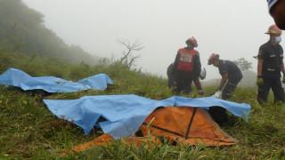 Βενεζουέλα: Επτά νεκροί από πτώση στρατιωτικού ελικοπτέρου