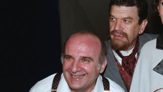 Πέθανε ο ηθοποιός Τάσος Πεζιρκιανίδης