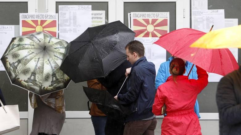 Βόρεια Μακεδονία: Στο 20,5% το ποσοστό συμμετοχής στις κρίσιμες προεδρικές εκλογές