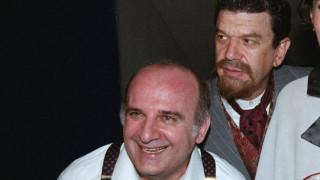Τάσος Πεζιρκιανίδης: Τη Δευτέρα η κηδεία του ηθοποιού