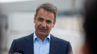 Μητσοτάκης. Η ΝΔ θα σταθεί δίπλα στις εξαγωγικές ελληνικές επιχειρήσεις