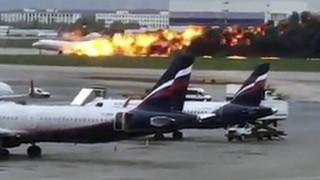 Στους 41 οι νεκροί από το αεροπορικο δυστύχημα στη Ρωσία