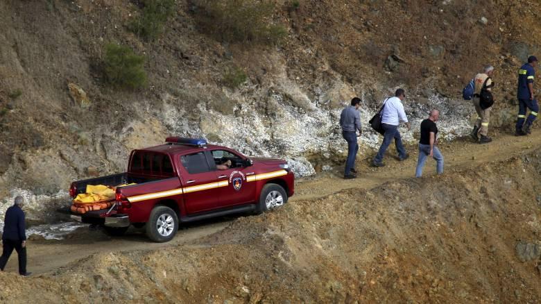 Serial killer στην Κύπρο: Ξεκίνησαν οι έρευνες για τρίτη βαλίτσα στην Κόκκινη Λίμνη