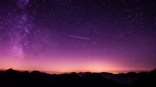 Υδροχοϊδες: Κορυφώνεται η δεύτερη ανοιξιάτικη βροχή διαττόντων αστέρων