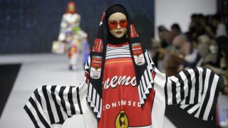 Εβδομάδα Μουσουλμανικής Μόδας: Μπορεί το τσαντόρ να είναι και κομψό και παιχνιδιάρικο;