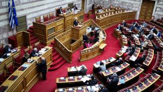 Βουλή: Ερώτηση 31 βουλευτών του ΣΥΡΙΖΑ για την υπαγωγή αγροτών στις 120 δόσεις