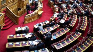 Τετάρτη - Παρασκευή η συζήτηση για την παροχή ψήφου εμπιστοσύνης στην κυβέρνηση