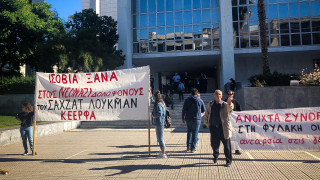 Δολοφονία Λουκμάν: «Έσπασαν» τα ισόβια για τους δύο καταδικασθέντες - Ένταση στη δίκη