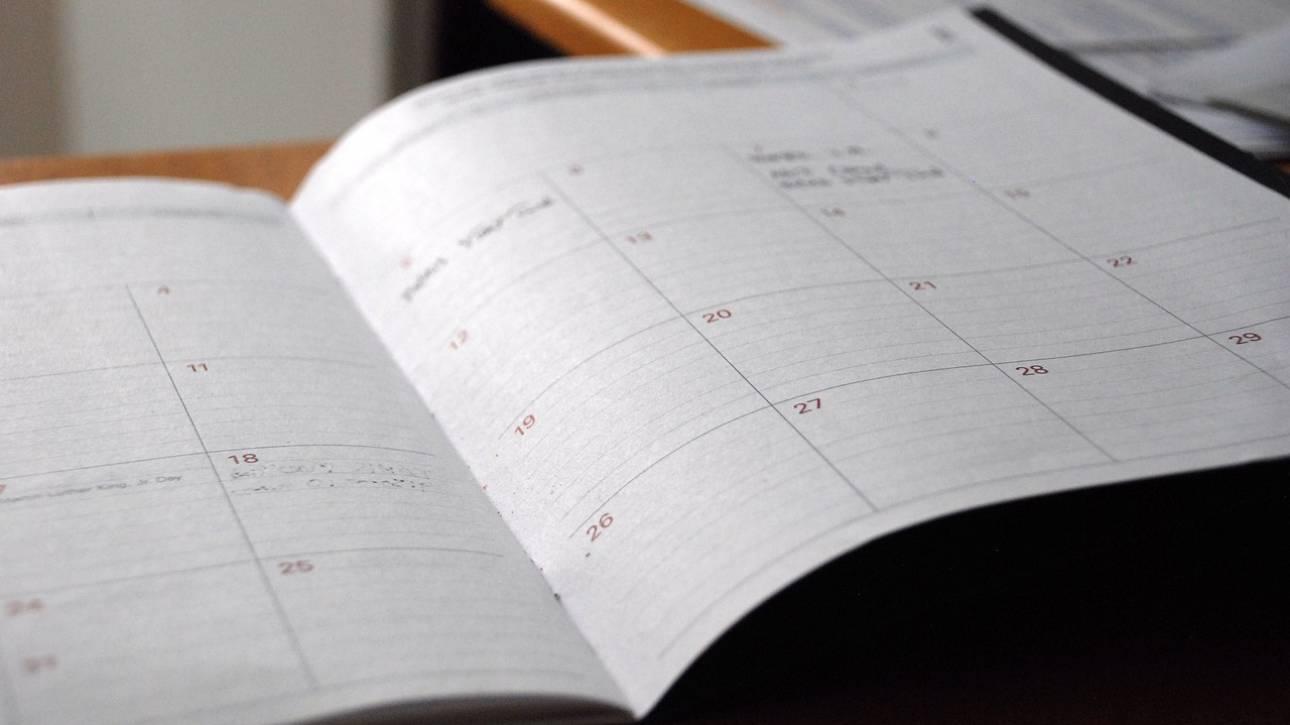 Αργίες 2019: Δείτε τα επόμενα τριήμερα