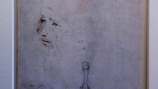 Νέο πορτραίτο του Λεονάρντο Ντα Βίντσι στο «φως», 500 χρόνια μετά το θάνατό του
