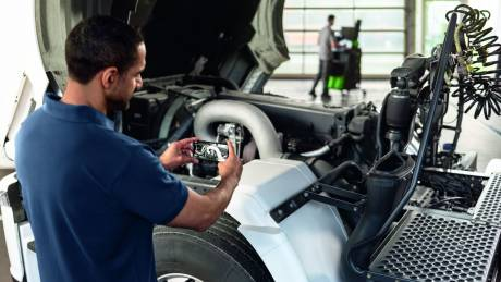 Bosch Visual Connect: Ένα νέο εργαλείο στη  διάθεση των συνεργείων αυτοκινήτου