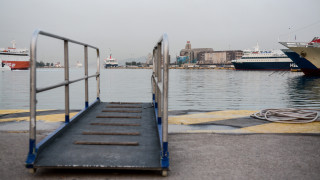 Πάτρα: Πρόσκρουση πλοίου μεταφοράς βαρέων οχημάτων στο λιμάνι