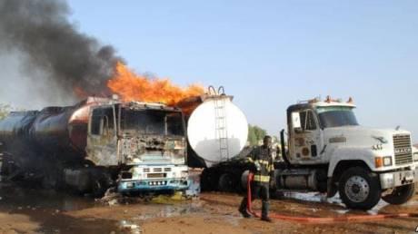 Τραγωδία στο Νίγηρα: Δεκάδες νεκροί από έκρηξη βυτιοφόρου