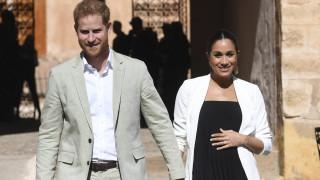 Βρετανία: «Βροχή» τα στοιχήματα για το όνομα του μωρού των Χάρι και Μαρκλ