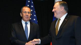 Βενεζουέλα: ΗΠΑ και Ρωσία χαμηλώνουν τους τόνους μετά τη συνάντηση Πομπέο - Λαβρόφ