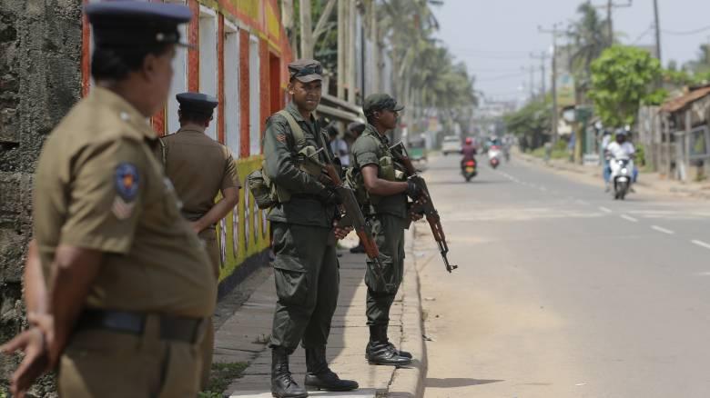 Σρι Λάνκα: Οι ύποπτοι των τρομοκρατικών επιθέσεων έχουν συλληφθεί ή σκοτωθεί