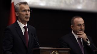 Στόλτενμπεργκ σε Τσαβούσογλου: Ανησυχούμε για τις επιπτώσεις των S-400 στην Τουρκία