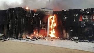 Τραγωδία στο Σουδάν: Δεκάδες νεκροί και τραυματίες από πυρκαγιά