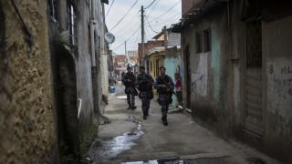 Βραζιλία: Οκτώ νεκροί από επιχείρηση της αστυνομίας σε φαβέλα του Ρίο ντε Τζανέιρο