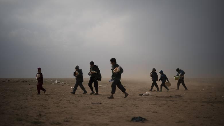 Συρία: Δεκάδες νεκροί κατά τη διάρκεια ένοπλων συγκρούσεων