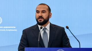 Τζανακόπουλος: Εμείς καταθέτουμε μομφή στον Κυριάκο Μητσοτάκη
