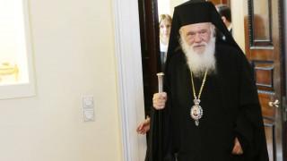 Την 8χρονη Αλεξία επισκέφθηκε ο Αρχιεπίσκοπος Ιερώνυμος