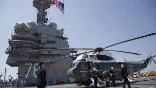 Στο κόκκινο η ένταση στη Μέση Ανατολή: Οι ΗΠΑ έστειλαν αεροπλανοφόρο και βομβαρδιστικά λόγω απειλής