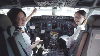 Η γυναίκα πιλότος που έγραψε ιστορία