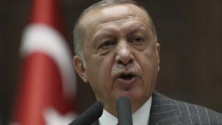 Ο Ερντογάν ζητά «συμφωνία win-win» για την Ανατολική Μεσόγειο