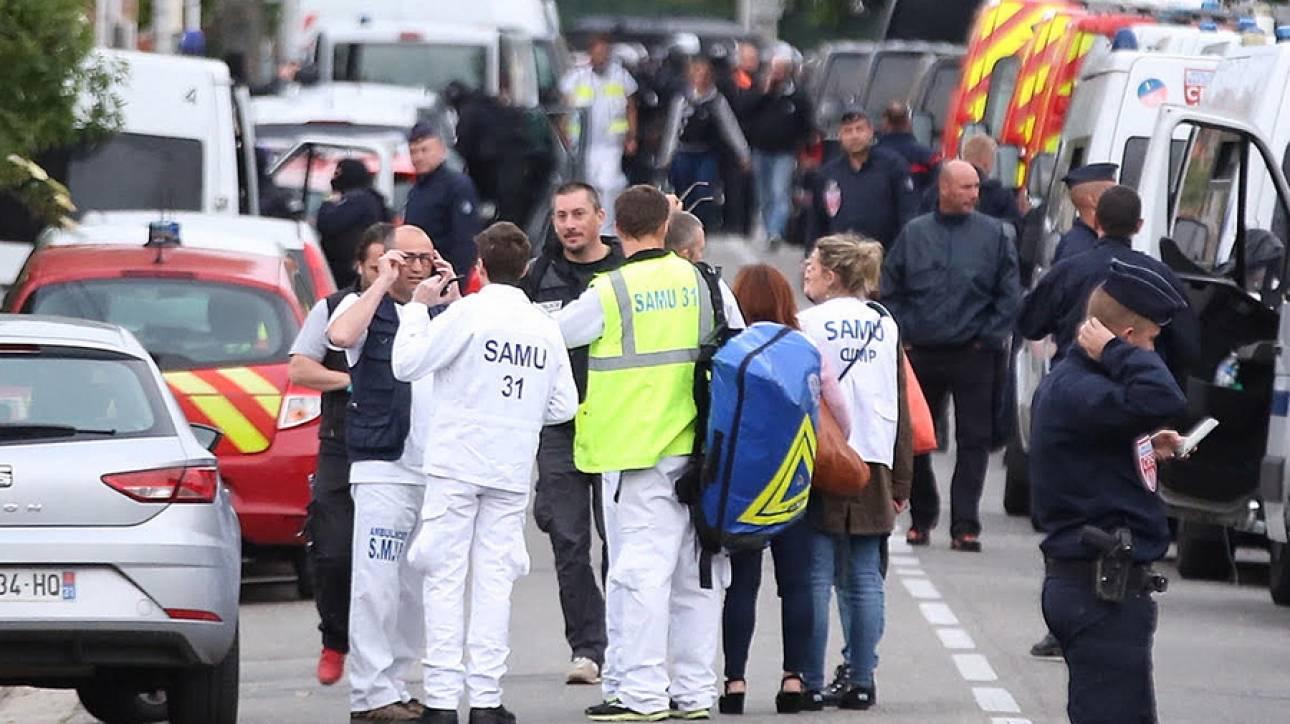 Γαλλία: Λήξη συναγερμού στο Μπλανιάκ - Ανήλικος ο δράστης που κρατούσε ομήρους σε κατάστημα