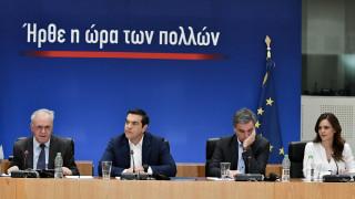 Συνάντηση Τσακαλώτου – θεσμών για το πακέτο παροχών ύψους 2,5 δισ. ευρώ