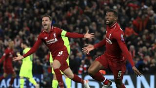 Λίβερπουλ-Μπαρτσελόνα 4-0: Στον τελικό με επική ανατροπή
