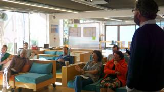 Τα σχέδια του Orange Grove για την ενίσχυση της καινοτόμου επιχειρηματικότητας