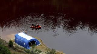 Serial killer στην Κύπρο: Ανασύρθηκε αντικείμενο από την Κόκκινη Λίμνη