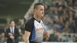 Δήλωσε κώλυμα ο Αναστόπουλος για το Ολυμπιακός-Προμηθέας