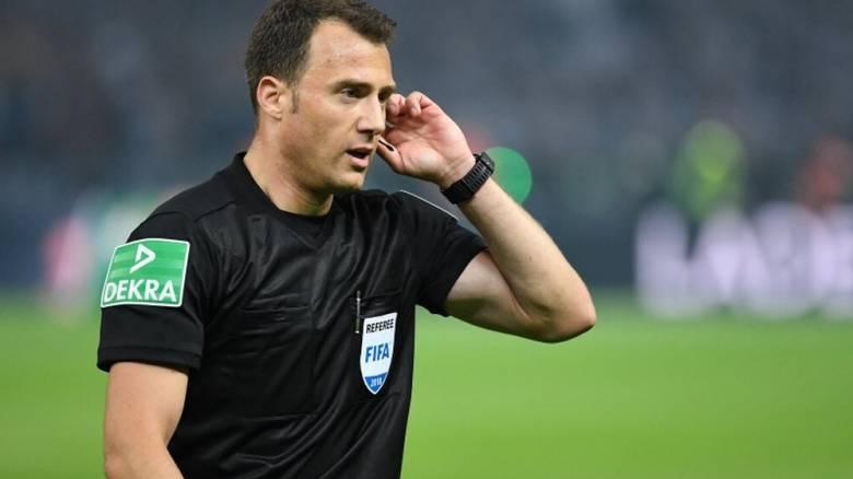 Τελικός Κυπέλλου 2019: Αυτός είναι ο διαιτητής του ΠΑΟΚ-ΑΕΚ