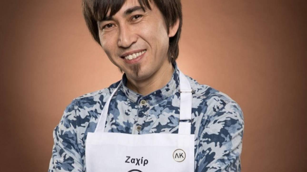 Ο Ζαχίρ έφυγε από το MasterChef, αλλά ξανάδωσε στην τηλεόραση λίγη από τη χαμένη αξιοπρεπειά της