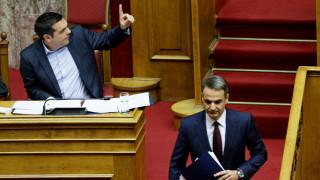 Πρόβα τζενεράλε των ευρωεκλογών: Αρχίζει η μάχη της ψήφου εμπιστοσύνης
