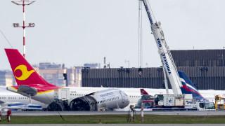 Αεροπορική τραγωδία στη Ρωσία: Νέο βίντεο με το συγκυβερνήτη να σκαρφαλώνει στο φλεγόμενο αεροσκάφος