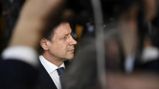 Ιταλία: Κλυδωνισμοί στην κυβέρνηση από σκάνδαλο διαφθοράς - Ο Κόντε απέπεμψε τον υφυπουργό Μεταφορών