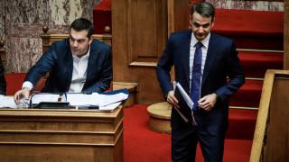 LIVE Άναψαν τα αίματα στη Βουλή: Μετωπική Τσίπρα - Μητσοτάκη για κότερο, Μάτι και Πολάκη