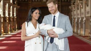 Μωρό Μέγκαν και Χάρι: Αυτό είναι το όνομα του βασιλικού βρέφους